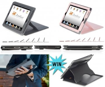Win A ZooGue Case Genius Pro And Get The Most From Your iPad