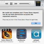 App Store Experiencing Update Page Outages