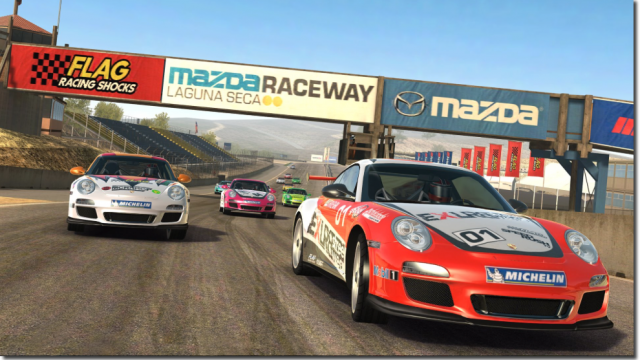 Real Racing 3 To Launch At The End Of February