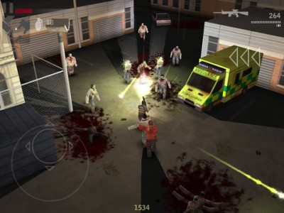 Feel The Aftermath Of Popular Zombie Shooter Aftermath's Universal Update
