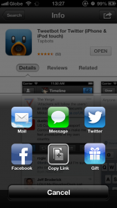 'Tis The Season For The Return Of App Gifting On iOS