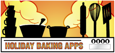 Do Your Holiday Baking With Your iPad This Year