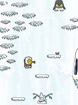 Doodle Jump Receives A Cool New Theme Plus Five Cool Christmas Outfits