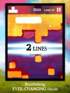 Reverse Tetris Game Dream Of Pixels Gains 12 New Features For 12-12-12