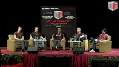 HITB Panel Discussion Addresses iOS 6 Jailbreak Progress