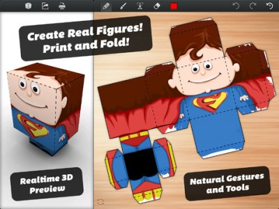 Foldify Unfolds In The App Store To Help You Make Amazing Papercrafts