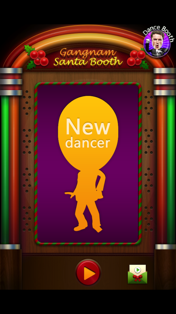 Quirky App Of The Day: Gangnam SantaBooth Adds Some Holly Jolly Dance Moves To Your Pics