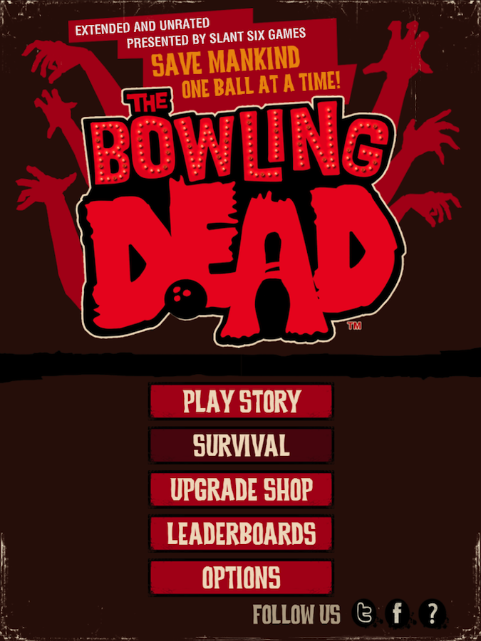 Quirky App Of The Day: The Bowling Dead Spares No Zombie