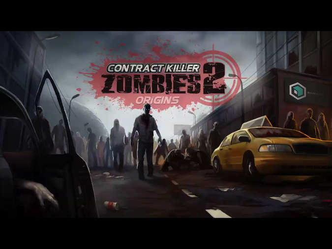 Quirky App Of The Day: Contract Killer Zombies 2 Offers Hours Of Fun Exterminating Zombie Hordes