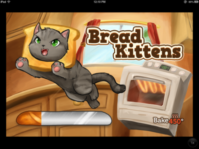 Quirky App Of The Day: Bread Kittens Redefines The Usefulness Of Baked Goods