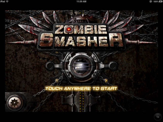 Quirky App Of The Day: Zombie Smasher Introduces a Fresh Zombie Killing Method