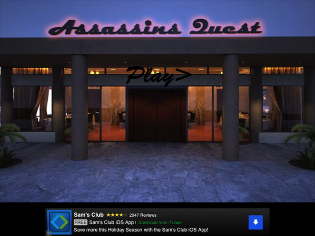 Quirky App Of The Day: Assassin Quest Restaurant Escape Is A Tricky Puzzle