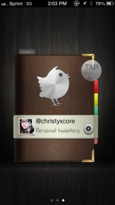 Tweetary Turns Your Twitter Into Your Own Private Diary