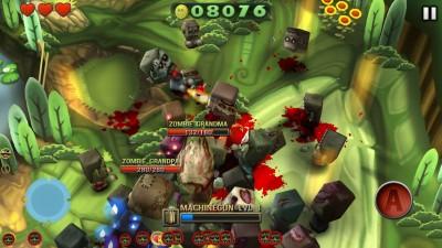 Help John Gore Save Hardland From Zombies In Minigore 2