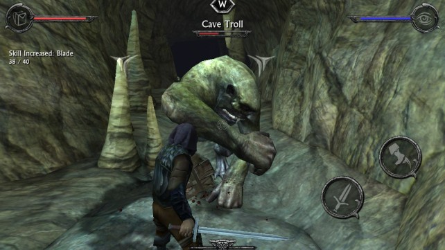 Ravensword: Shadowlands Is Like Having Skyrim On Your iDevice