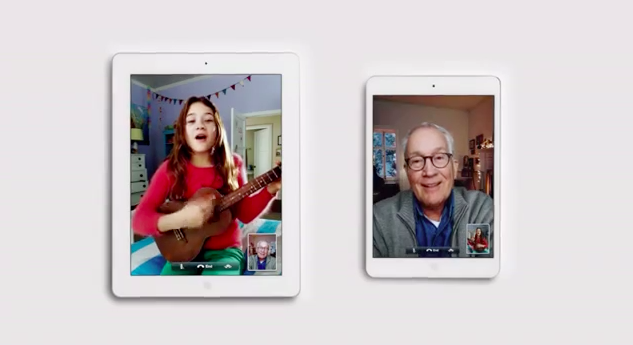 New Christmas-Themed Apple TV Ad Shows 'Homey' Pleasures Of iPad mini