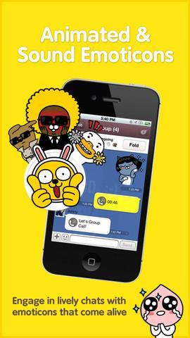 KakaoTalk Messenger Will Get You Ka-Talking Even More