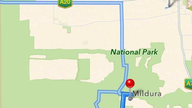 Australian Police Issue Warning Against Using Apple Maps