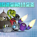 Nanomites Gets Updated For Bigger Man Vs. Machine Battles On iPad