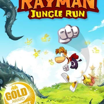 Jump, Fly, Run And Punch Your Way Through A New World In Rayman Jungle Run