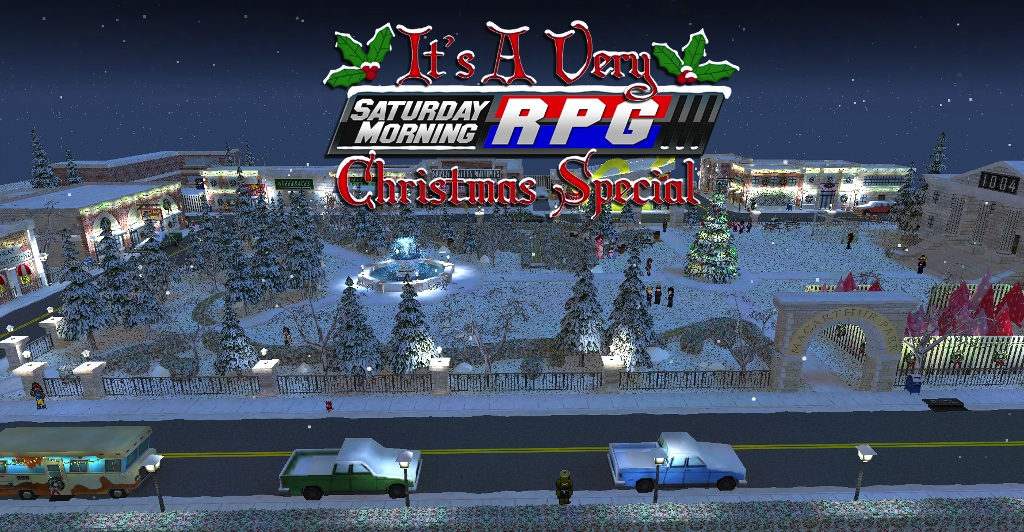 Enjoy The Ho-Ho-Holidays With A Promo Code For Saturday Morning RPG Deluxe