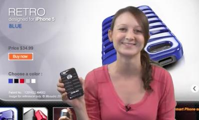 Go Retro With The Musubo Retro Case For iPhone 5