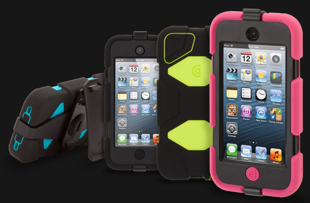 Griffin Survivor Review: Bulk Up Your Fifth Generation iPod touch With Protection