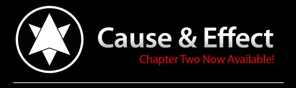 Cause & Effect Chapter Two Now Available As In-App Purchase