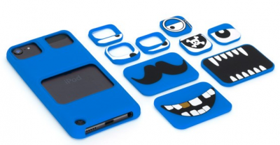 The Griffin Faces Case Gives Your New iPod touch Some Personality