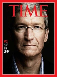 Tim Cook Picked By Time Magazine As Person Of The Year Runner-Up