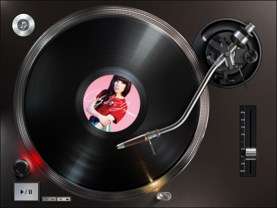 With Turnplay, It's Always Your Turn To Play With A Virtual Vinyl Turntable