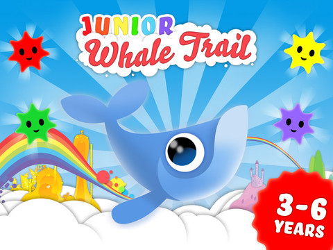 New Kid-Friendly Version Of Whale Trail Flies Into The App Store