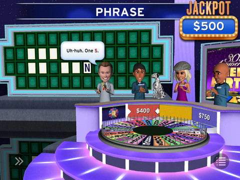 New Wheel Of Fortune For iOS Puts A New Spin On A Classic Game Show