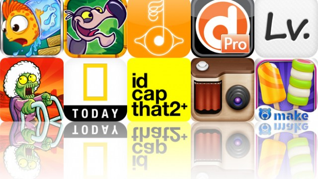Today's Apps Gone Free: Jar On A Bar, Extinction Squad, Bjork: Solstice And More