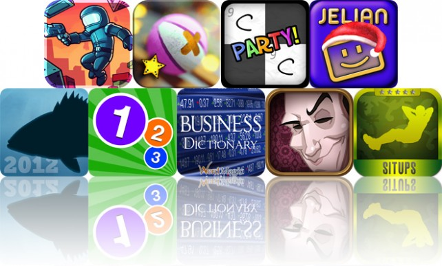 Today's Apps Gone Free: The Blocks Cometh, Escape With Me, Clueless Crossword Party And More
