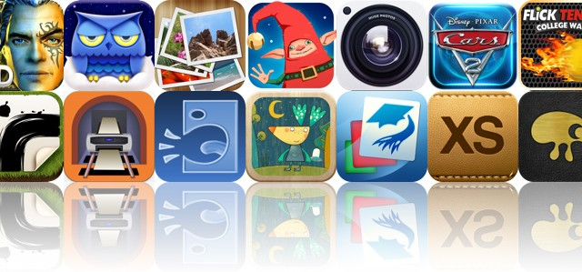 Today's Apps Gone Free: Aralon: Sword And Shadow, Sleep Pillow, Photo Table And More