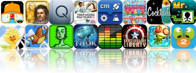 Today's Apps Gone Free: Toca Band, The Bard's Tale, Quotes Folder And More