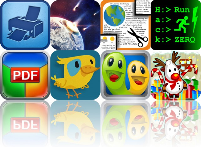 Today's Apps Gone Free: Print Agent Pro, Eve Of Impact, NetSnips And More