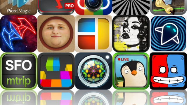 Today's Apps Gone Free: English Thesaurus, Runtastic Squats, InstaWeather And More