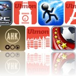 Today's Apps Gone Free: ARC Squadron, Ulmon London, Tesla Wars And More