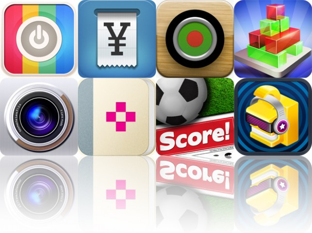 Today's Apps Gone Free: AppStart For iPhone, DailyCost, Dart Meister And More