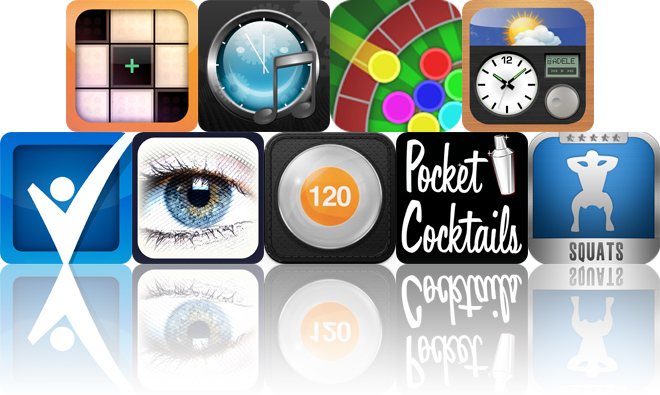 Today's Apps Gone Free: Nozoku, Smile Alarm, Charm Quark And More
