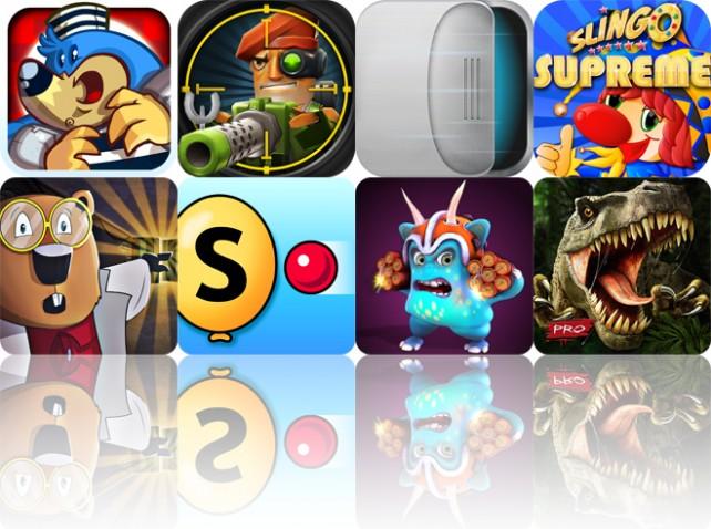 Today's Apps Gone Free: Super Mole Escape, Commando Jack, Slide Timer And More