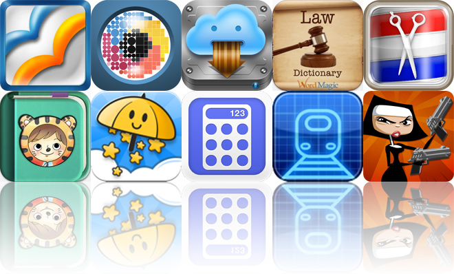 Today's Apps Gone Free: Foxit Mobile PDF, XnShape, DiskHUB Pro And More