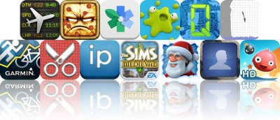 Today's Apps Gone Free: FlightBoard, Pizza Vs. Skeletons, Snapseed And More