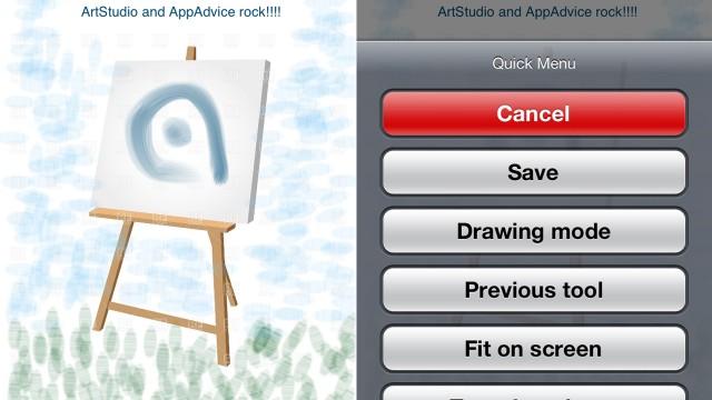 ArtStudio Becomes More Flexible To Mobile Artists' Preferences