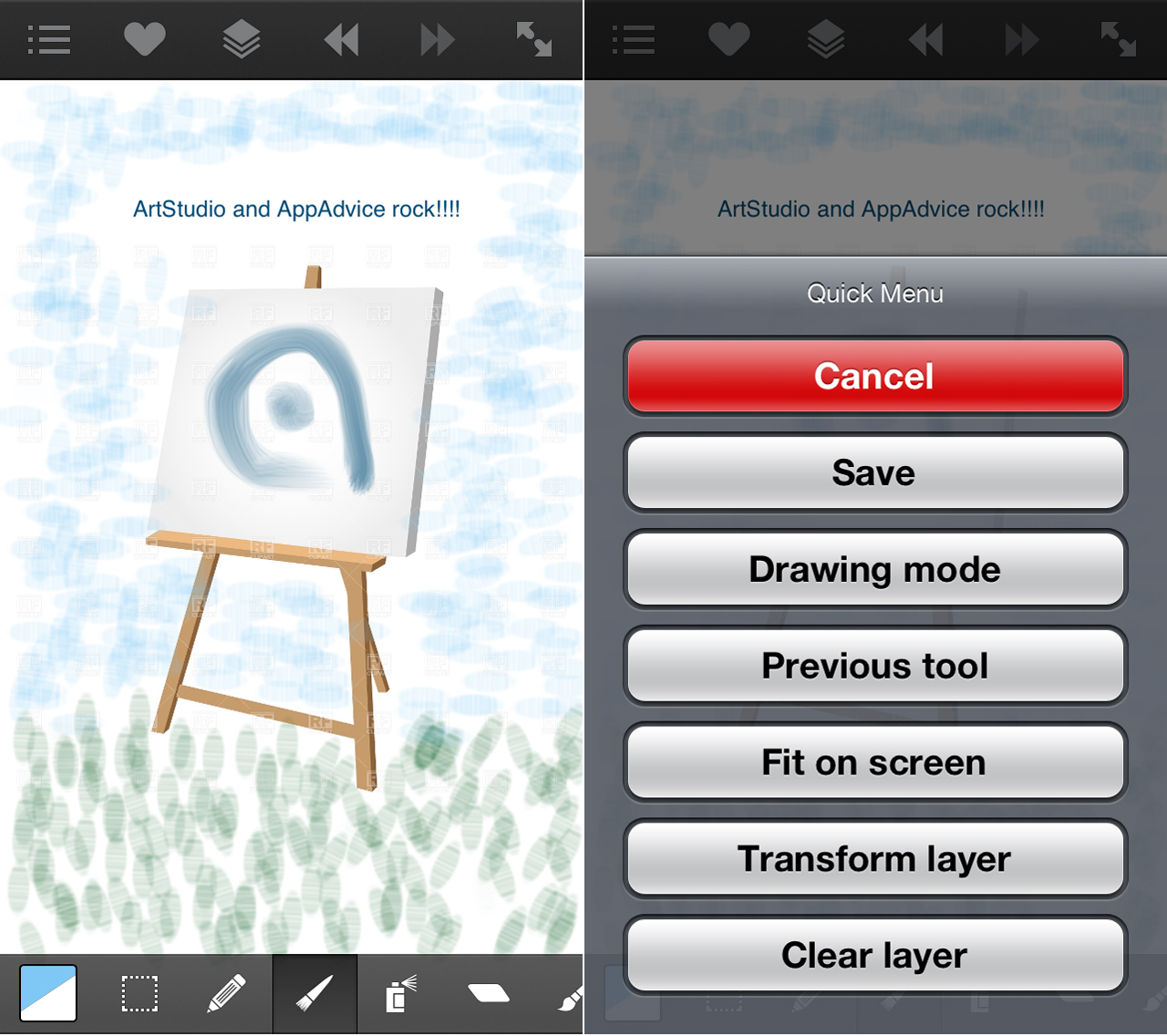 ArtStudio Becomes More Flexible To Mobile Artists' Preferences