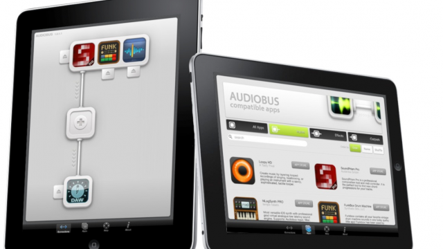 Audiobus Allows Different Apps To Make Sweet Music Together On iOS Devices