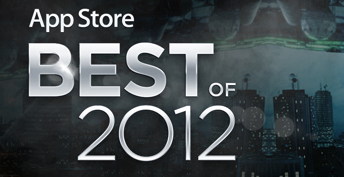 Apple Unveils The App Store's Best Of List For 2012