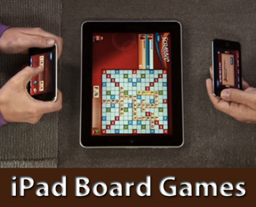 Play Board Games On Your iPad This Holiday Season